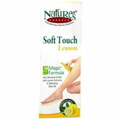 Nature's Essence Soft Touch Lemon Hair Removal Cream