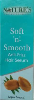 Nature's Soft 'n' Smooth Restore & Shine Serum