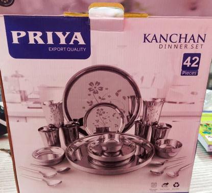 Kanchan Dinner Set