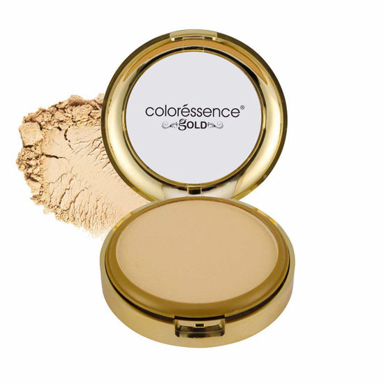 Coloressence Gold Face Compact