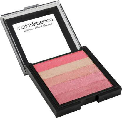 Coloressence shimmer brick compact blusher