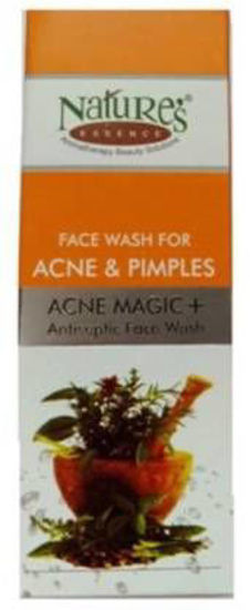Nature's Essence Acne Face Wash