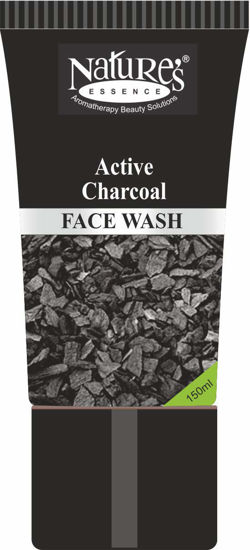 Nature's Essence Active Charcoal Face Wash