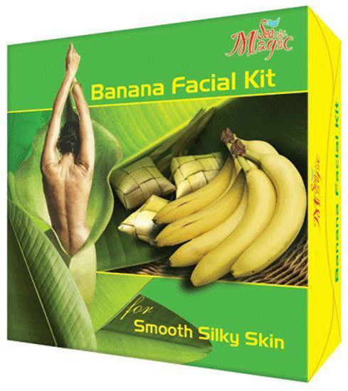 Nature's Essence Banana Facial Kit