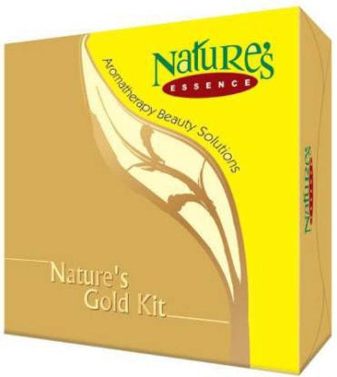 Nature's Essence Gold Facial Kit
