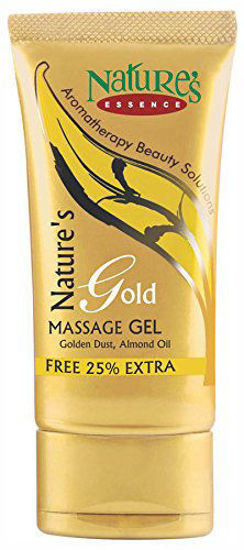 Nature's Essence Gold Massage Gel