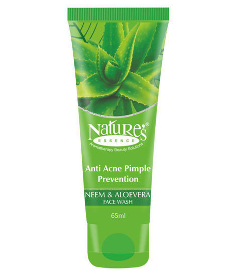 Nature's Essence Neem & Aloevera Face Wash