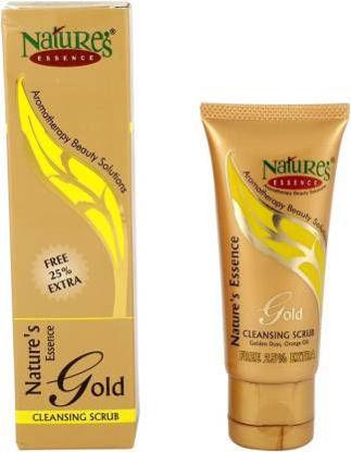 Nature's Essence Ravishing Gold Cleansing Scrub