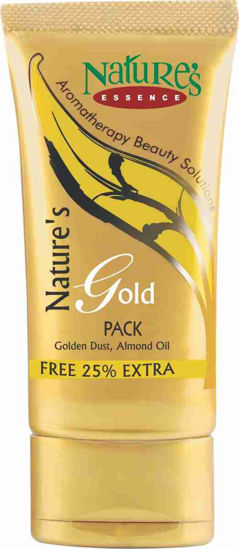 Nature's Essence Ravishing Gold Face Pack