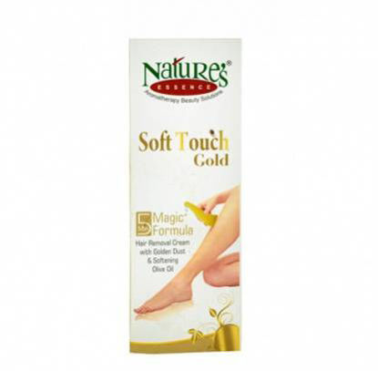 Nature's Essence Soft Touch Gold Hair Removal Cream