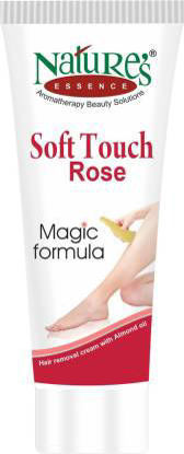 Nature's Essence Soft Touch Rose Hair Removal Cream
