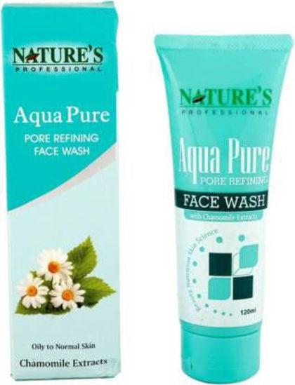 Nature's Professional  Aqua Pure Pore refining Face Wash