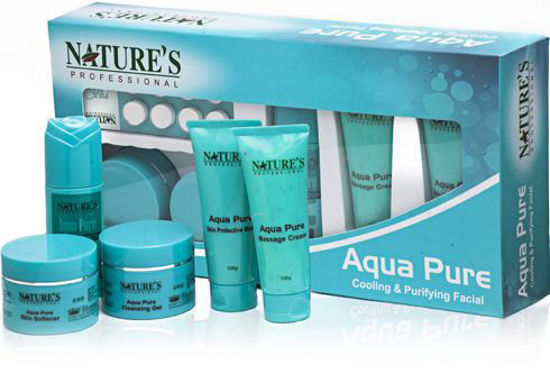 Nature's Professional Aqua Pure  Facial