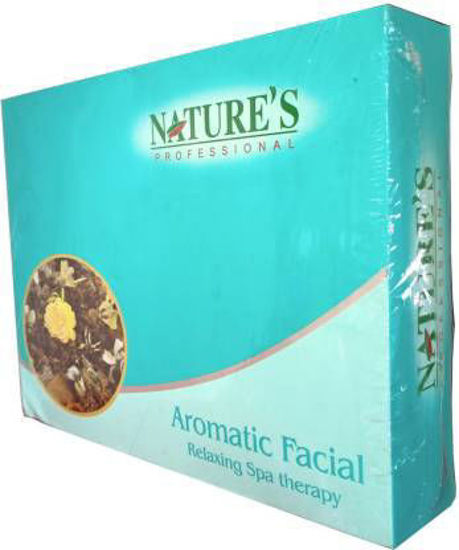 Nature's Professional Aromatic Facial Relaxing Spa Therapy