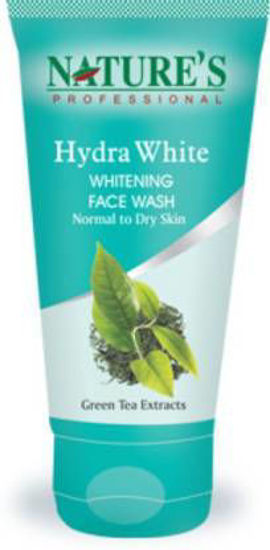Nature's Professional natural hydra white Face Wash