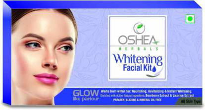 Oshea  Brightening Facial Kit, Multicolor