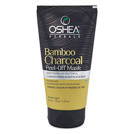 Oshea Bamboo Charcoal Peel Off Mask