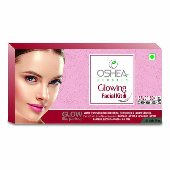 Oshea Glowing Facial Kit