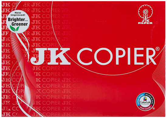 JK Copier Paper - A4, 500 Sheets
