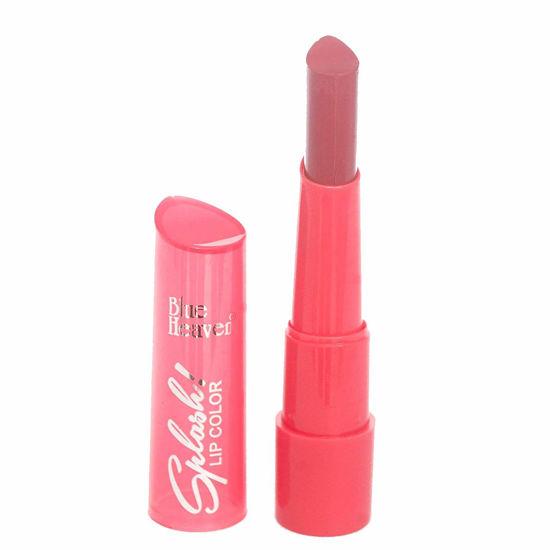 Blue Heaven Splash Super Matte Lipstick