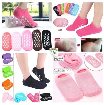Spa gel socks from saturday offerday
