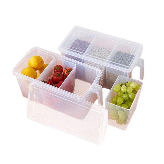 Refrigerator Organizer Container