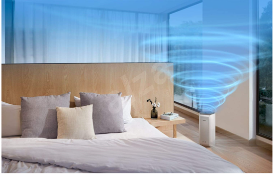 Picture of Philips Air Purifier - Series 2000 AC2958/63 With WiFi New Launch 2020 up to 39m2